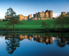 Wed in the magical Alnwick Castle in Northumberland