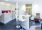 Editor Hannah Faulder experiences the world-famous Medical Pedicure at Margaret Dabbs London in Alderley Edge