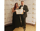 Norfolk wedding and venue decor specialist wins gold
