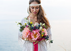 Five minutes with Stock-based wedding florist