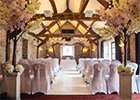 We love Barnsley's Tankersley Manor wedding venue