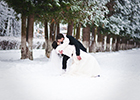 UK'S most popular winter wedding venues
