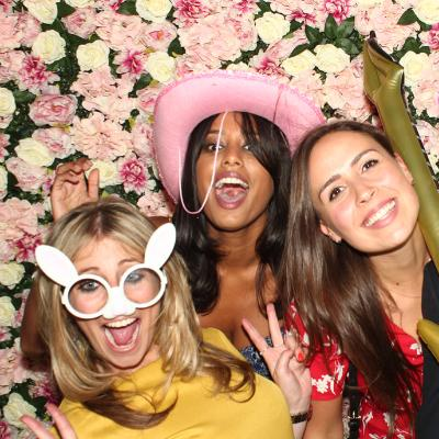 An introduction to Canary Photobooths - a Signature Event exhibitor!