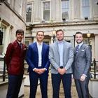 Vincentius Bespoke Tailoring has launched in Liverpool