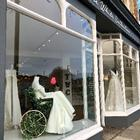 We love The White Collection Bridal Boutique in Portishead's inclusive new window display
