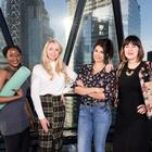 Beat the January blues at Searcys at The Gherkin
