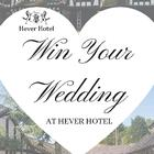 Hever Hotel 'win your wedding' competition
