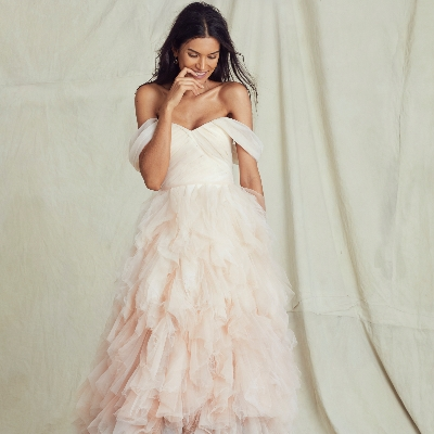 1345cc31bf9 Luxury bridal boutique Ellie Sanderson signs exclusive UK deal with  American dress designer Kelly Faetanini