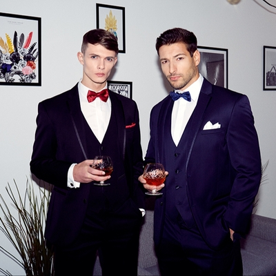 Slater Menswear exhibiting new collection at Ascot Racecourse
