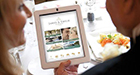 Bring your wedding into the 21st century with an iPad package from Wedding Pad