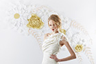 Fashion designer to the stars, Olwen Bourke launches her Aislinn bridal collection