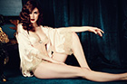 Luxury lingerie label, Gilda & Pearl reveals '60s-inspired bridal collection