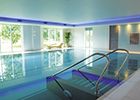 Spa 6 at Cotswold Water Park Four Pillars Hotel launches a new package