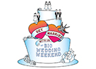 London's Southbank Centre is creating the Big Wedding Weekend