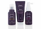 Get thicker, fuller hair on your honeymoon with Aveda's new Invati travel sizes