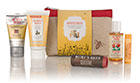 Put a buzz into your honeymoon with Burts Bees