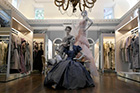 Bridalwear salon Ian Stuart Blewcoat opens in London's Victoria