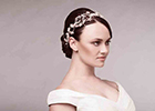 Bridal tiara designer Camilla Carrington supports the 2014 Breast Cancer campaign's Wear it Pink