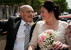 Charity gifts terminally ill last wish of a wedding
