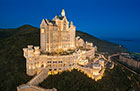 Spend your honeymoon in a castle in Dalian
