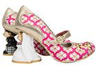 Irregular Choice adds quirky bride and groom heels to its Wedding collection