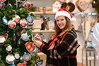 Hang a bauble campaign spreads Christmas cheer