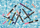 Dive into Make Up For Ever's Aqua Collection