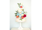 Stunning new cakes for London brides