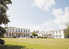 Embrace the role of Lord and Lady of the Manor on the big day at Buxted Park hotel in Sussex