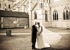Chichester Cathedral wedding reception open day