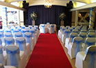 Wedding venue open doors day in Reading
