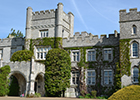 A state occasion, getting married at West Dean College, near Chichester