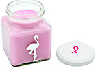 Flamingo Candles launch special edition Pink Ribbon products