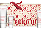 Clarins presents a gift with purpose