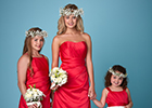 Amanda Wyatt launches new bridesmaid dress collection