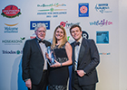 South Lodge, an Exclusive Hotel, wins Gold at Beautiful South Tourism Awards 2015