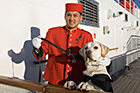 Dog-friendly honeymoon cruises