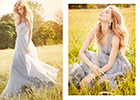 Bridesmaids alert: Les Trois Soeurs Bridal celebrates the arrival of Hayley Paige's new spring collection