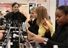 Live beauty tutorials at Debenhams, Cardiff this weekend