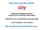 Sky are making a unique, feature length documentary series and your family have the chance to be involved