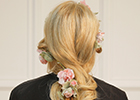 The must-have look this summer – loose rope braid