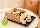 The Dorchester Spa unveils new healthy Bento Boxes