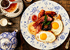 Want to get together with the girls pre-vows? Head to Cheshire for brunch!