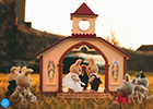 Invite Sylvanian Families to Your Wedding