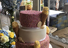 Essex-based cake designer creates showstopping summer bake