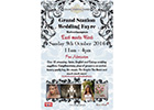 Grand Station Wedding Fayre in Wolverhampton presents East meets West show
