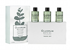 Olverum introduces its brand new bath oil travel set