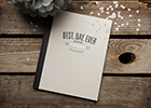 Illustries launches new wedding day guest book