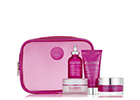 The hero collection from Elemis - Breast Cancer Awareness Month
