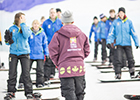 Kickstart 2017 by learning to ski at Chill Factore